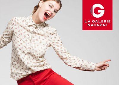 Lancement chèque cadeau – La Galerie Nacarat