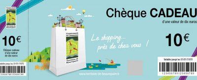 Chèque Cadeau Beaurepaire