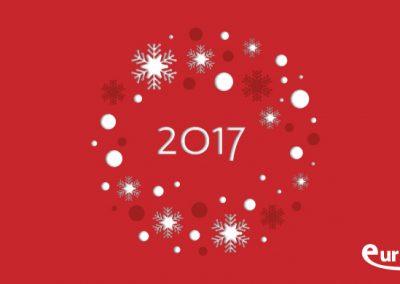 Meilleurs voeux pour l'année 2017 !