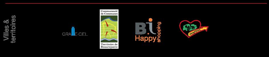 Références Communautés de Communes Euridice Développement