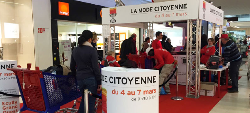 Mode Citoyenne Ecully Grand Ouest – Klépierre