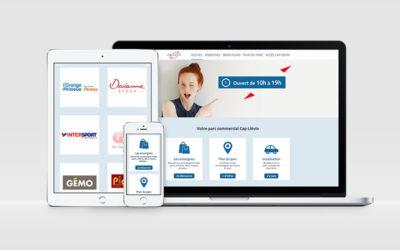 Cap Liévin : lancement de son site web