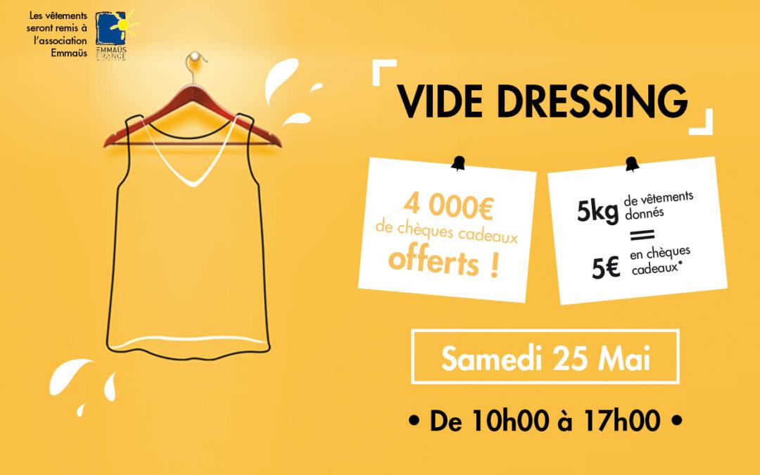 Eurocommercial – Vide Dressing à Chasse Sud