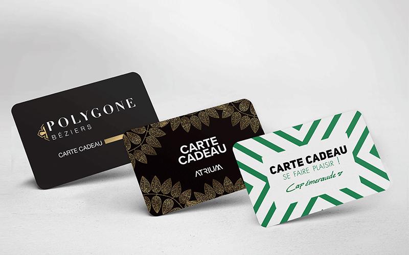 Lancement cartes cadeaux 2019
