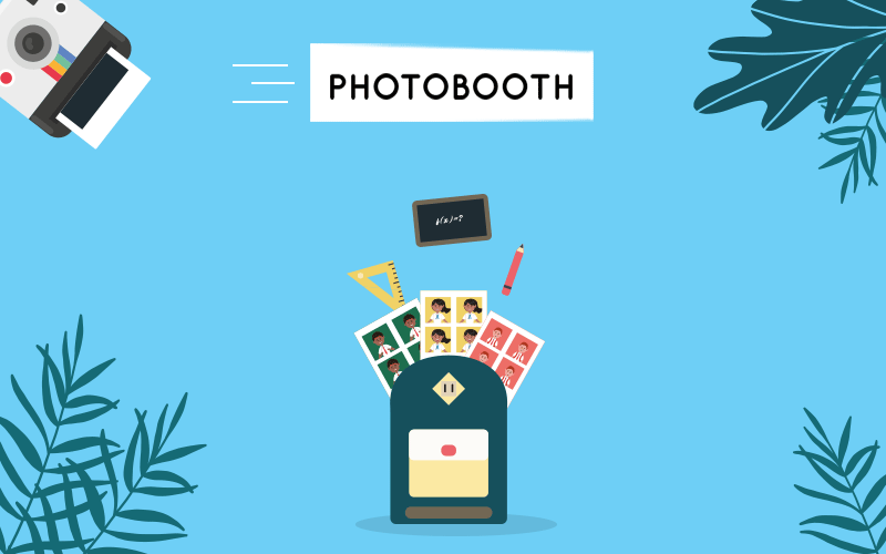 Terranae – Photobooth de rentrée à Bel Est