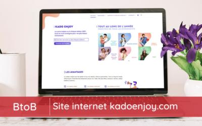 Kadoenjoy.com poursuit son évolution